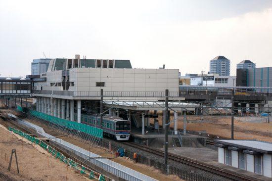 千葉ニュータウン中央駅で留置される第1460K:3798