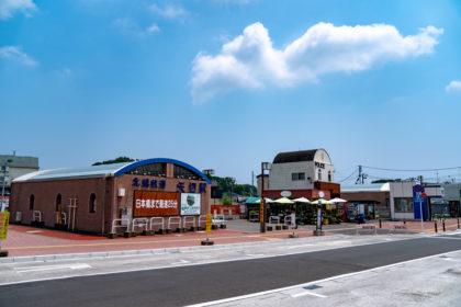 駅舎(2019年7月)