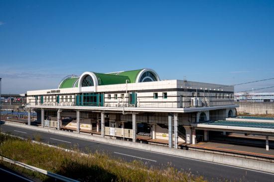 駅舎(2019年12月)