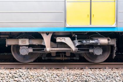 本件事故を受けて緊急点検を実施した同一構造の台車(6月26日)